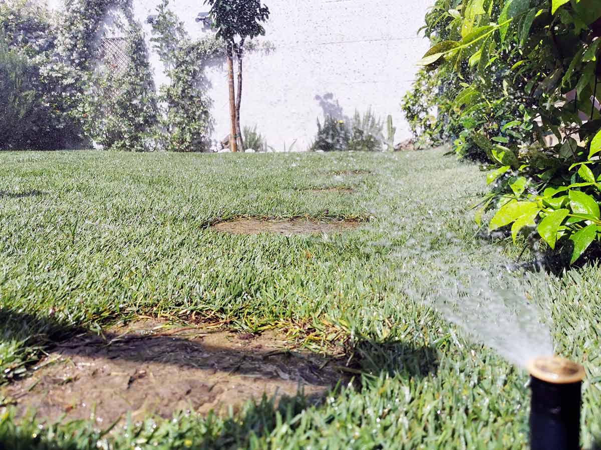 I Giardini di Lapo è specializzato nella realizzazione di impianti di irrigazione giardino
