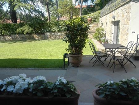 Progettazione giardini a Firenze